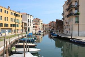 Behold ... the Venetian 'backstreets'
