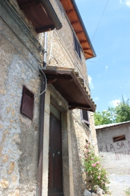 the house in which Nonna grew up