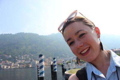 Saluti dal Lago di Como!