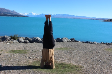 Mount Cook lookout